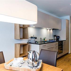 Lägenhet för upp till 2 personer med 1 rum på TITLIS Resort Wohnung 214 - Engelberg