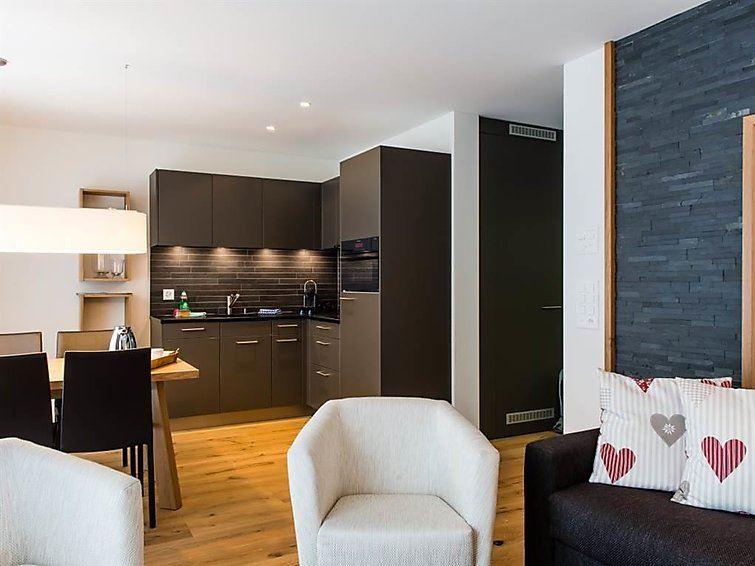 Lägenhet för upp till 2 personer med 1 rum på TITLIS Resort Wohnung 104 - Engelberg