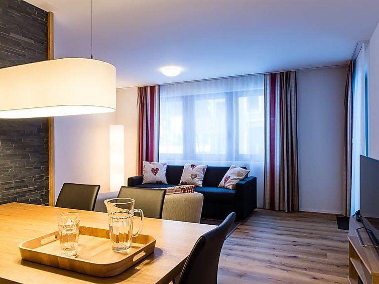 Lägenhet för upp till 6 personer med 3 rum på TITLIS Resort Wohnung 306 - Engelberg