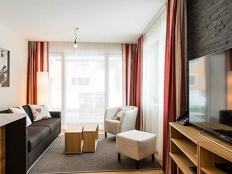 Lägenhet för upp till 6 personer med 3 rum på TITLIS Resort Wohnung 304 -  Engelberg