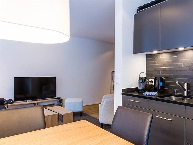 Lägenhet för upp till 4 personer med 2 rum på TITLIS Resort Wohnung 102 - Engelberg