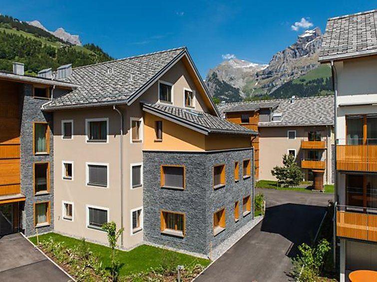 Lägenhet för upp till 6 personer med 3 rum på TITLIS Resort Wohnung 211 - Engelberg