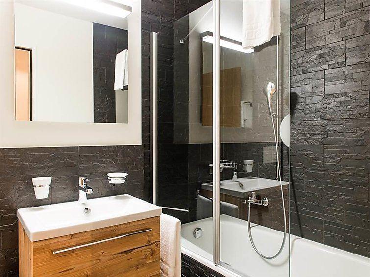 Lägenhet för upp till 6 personer med 3 rum på TITLIS Resort Wohnung 221 - Engelberg