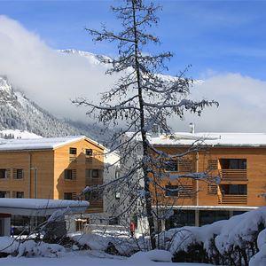 Lägenhet för upp till 5 personer med 3 rum på Segnes - Flims