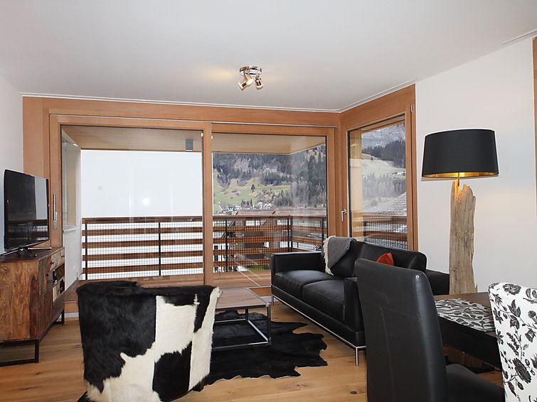Lägenhet för upp till 4 personer med 3 rum på Segnes - Flims