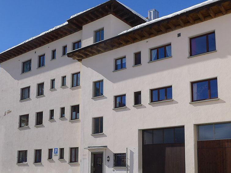 Lägenhet för upp till 4 personer med 2 rum på Chesa La Soliva - St. Moritz