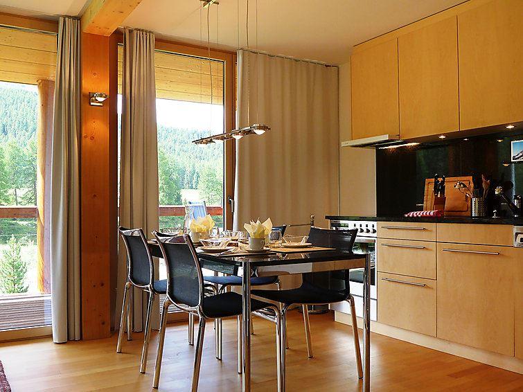 Lägenhet för upp till 4 personer med 3 rum på Chesa Lej - Muragls