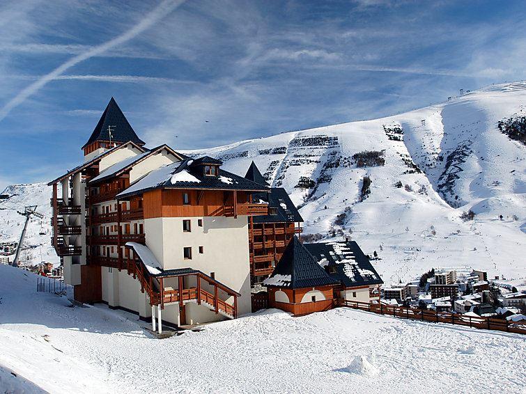 Lägenhet för upp till 2 personer mer 2 rum på Le Flocon d'Or - Les 2 Alpes