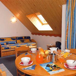 Lägenhet för upp till 6 personer med 3 rum på Le Flocon d'Or - Les 2 Alpes