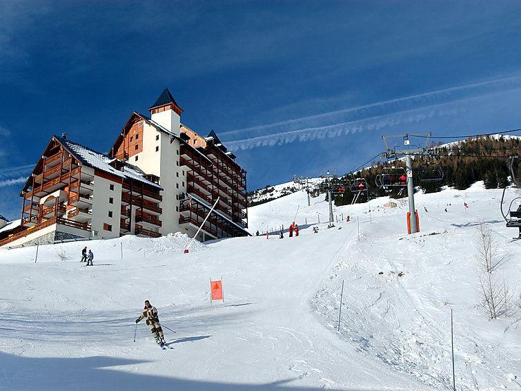 Lägenhet för upp till 4 personer med 2 rum på Le Flocon d'Or - Les 2 Alpes