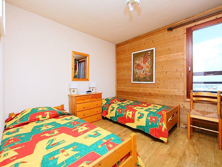 Lägenhet för upp till 8 personer med 4 rum på Le Curling A - Tignes