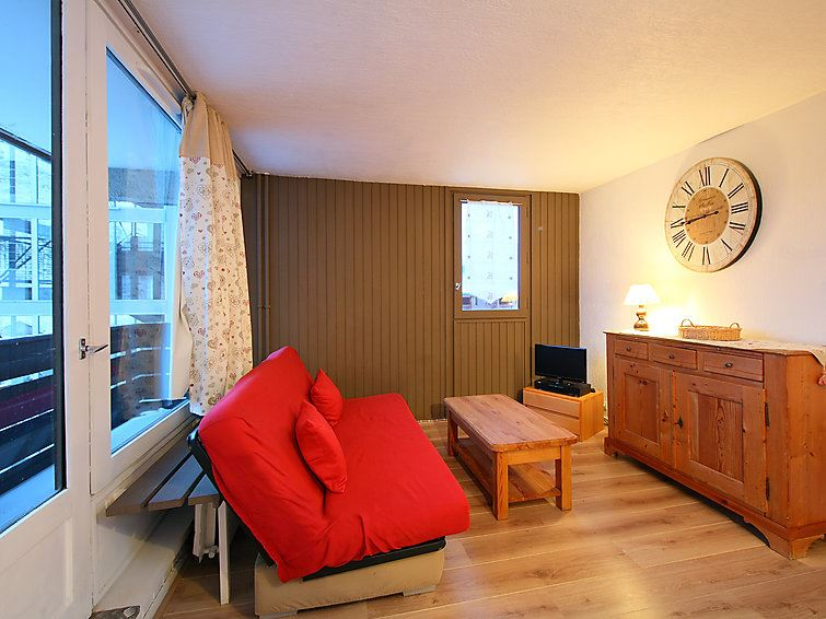 Lägenhet för upp till 6 personer med 2 rum på Les Grandes Platières I et II - Tignes