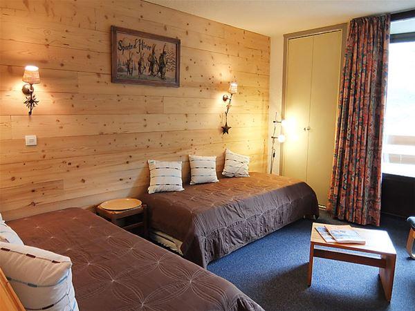 Lägenhet för upp till 5 personer med 2 rum på Chanteneige La Croisette - Les Menuires