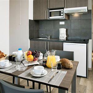 Lägenhet för upp till 3 personer med 1 rum på Soleil Vacances - Les Menuires