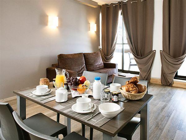 Lägenhet för upp till 4 personer med 2 rum på Soleil Vacances - Les Menuires