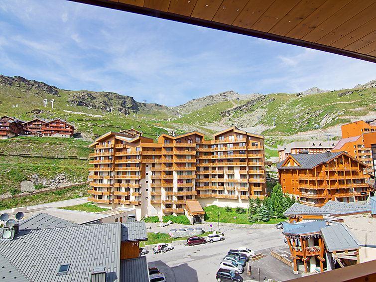 Lägenhet för upp till 3 personer med 1 rum på La Vanoise - Val Thorens