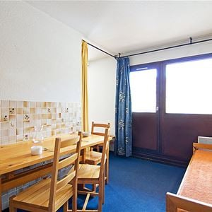 Lägenhet för upp till 4 personer med 1 rum på La Vanoise - Val Thorens