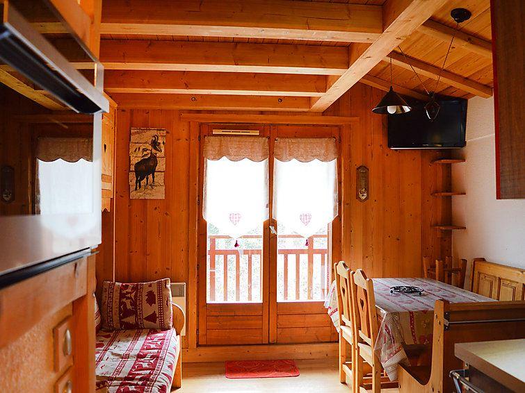 Lägenhet för 4 personer med 1 rum på La Piste - Saint Gervais