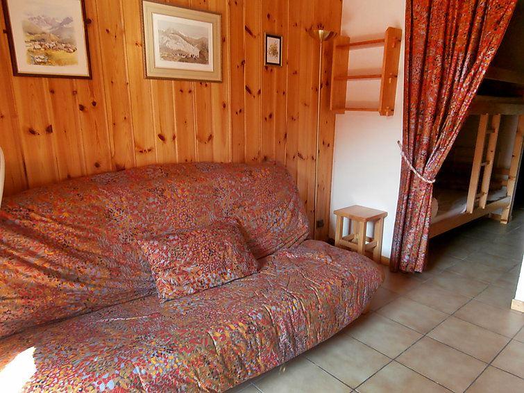 Lägenhet för upp till 4 personer med 2 rum på Isabella - Saint Gervais