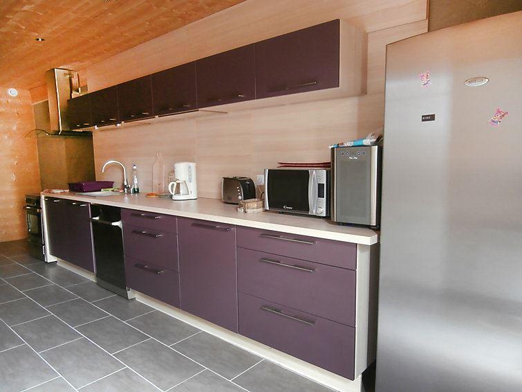 Lägenhet för upp till 6 personer med 5 rum på Le Robinson - Saint Gervais