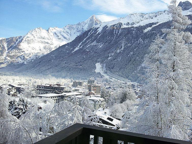 Lägenhet för upp till 3 personer med 1 rum på Le Brévent - Chamonix