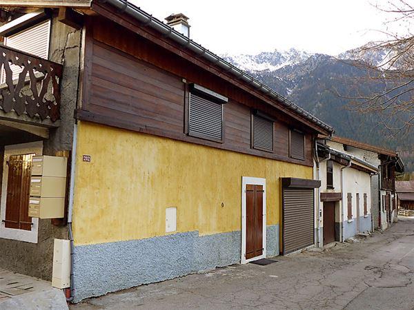 Lägenhet för upp till 6 personer med 4 rum på Maison La Frasse - Chamonix
