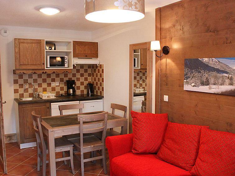 Lägenhet för upp till 4 personer med 2 rum på Le Grand Lodge - Châtel