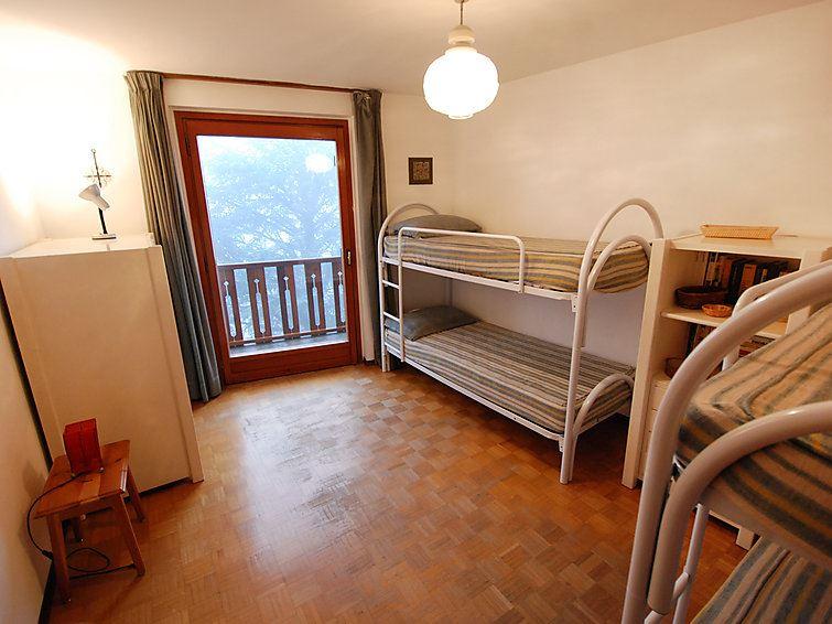 Lägenhet för upp till 6 personer med 3 rum på Le Quattro Grolle - Courmayeur/Verrand