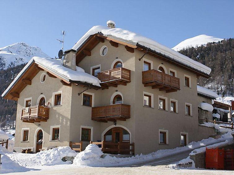 Lägenhet för upp till 4 personer med 2 rum på Livigno Ski Apartments - Livigno