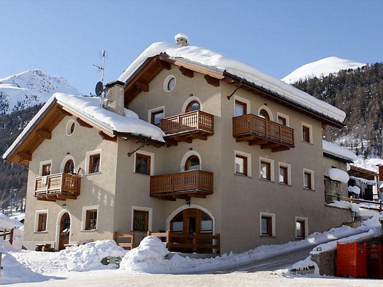 Lägenhet för upp till 6 personer med 3 rum på Livigno Ski Apartments - Livigno