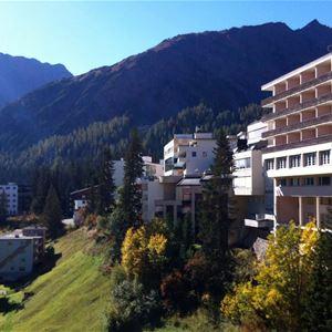 Hotel Cristallo - Arosa