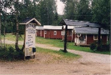 EFS Sommarhem & Lägergård. Skytesvallen