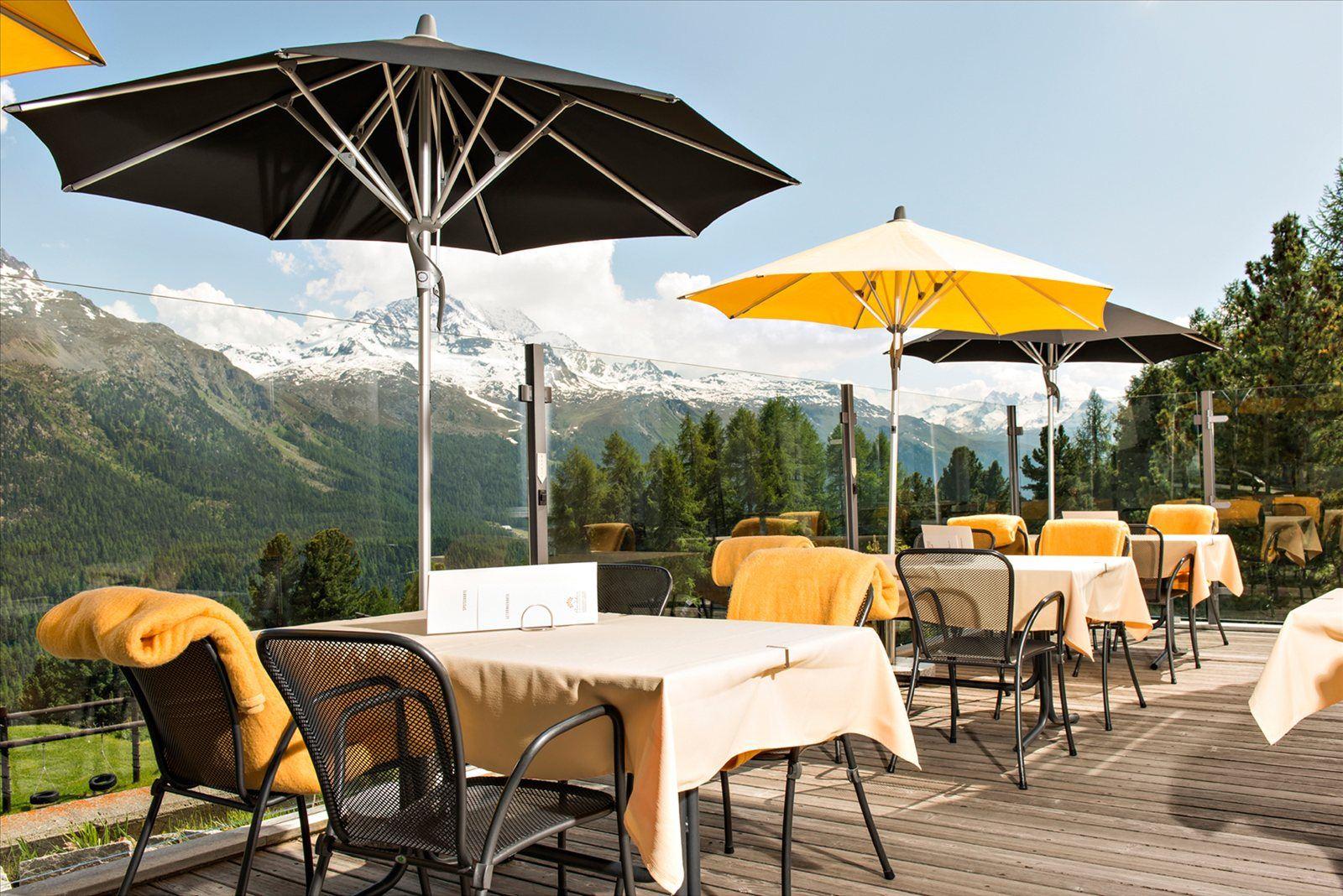 Hotel Randolins - St. Moritz