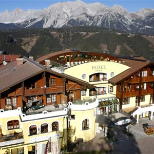 Hotel Stocker's Erlebniswelt - Schladming/Rohrmoos