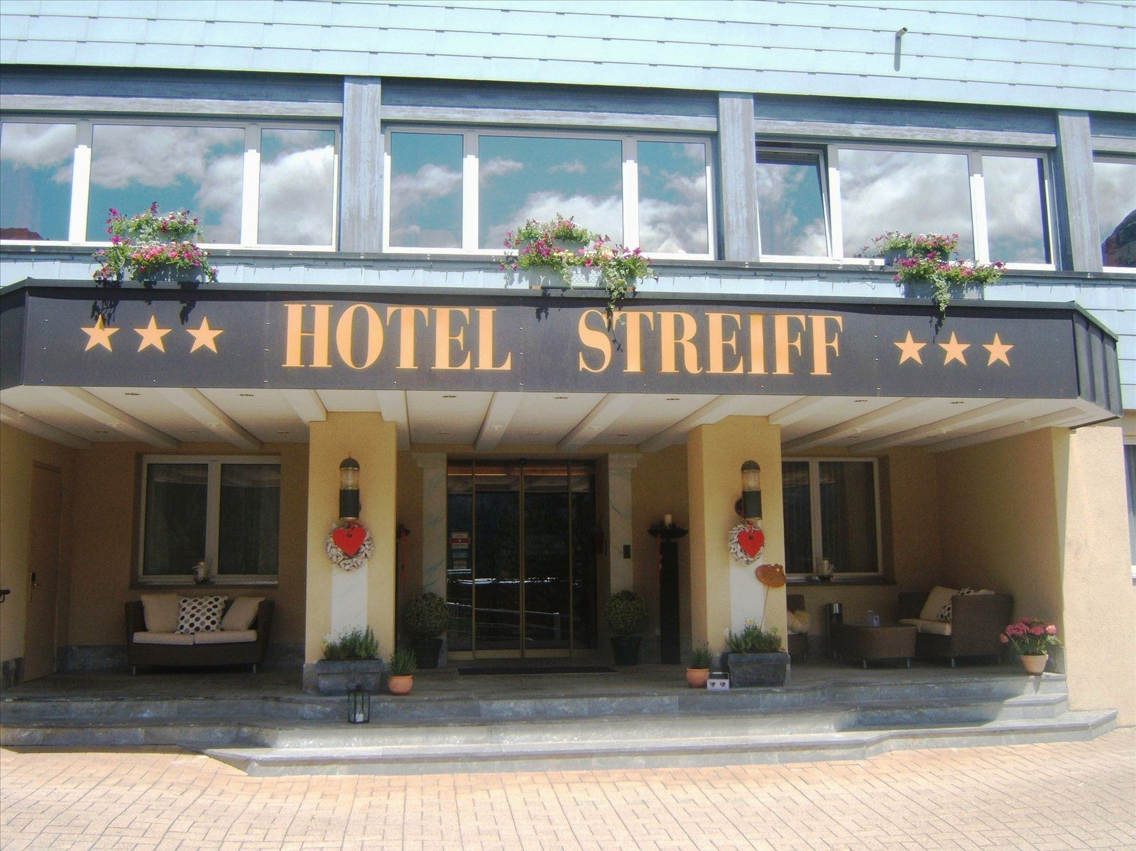 Hotel Streiff - Arosa