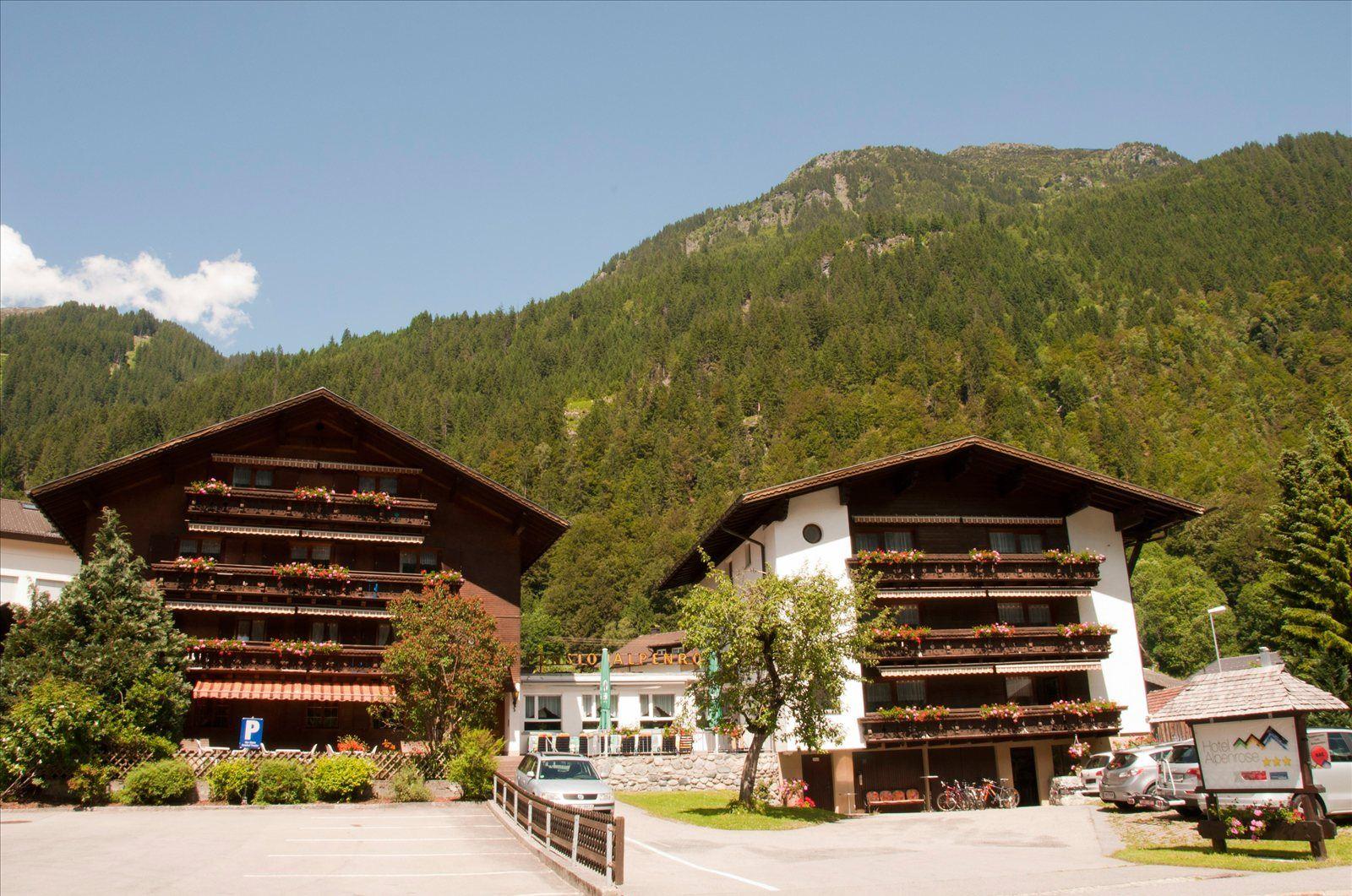 Hotel Alpenrose - St. Gallenkirch
