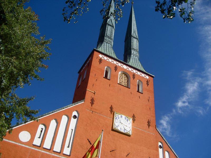 Nordisk körlyrik - Sommarnattskonsert med Oratoriekören