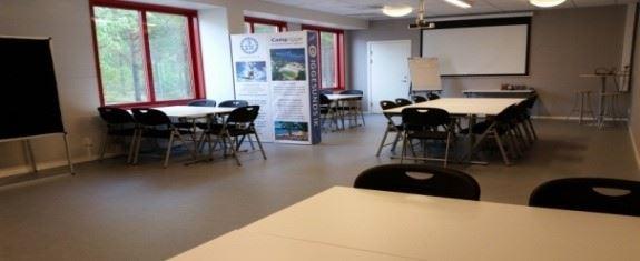 Konferenslokaler i Camp Igge Arena