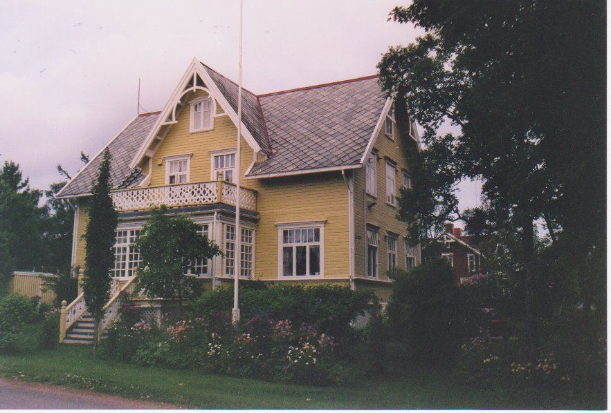 Postmestergården