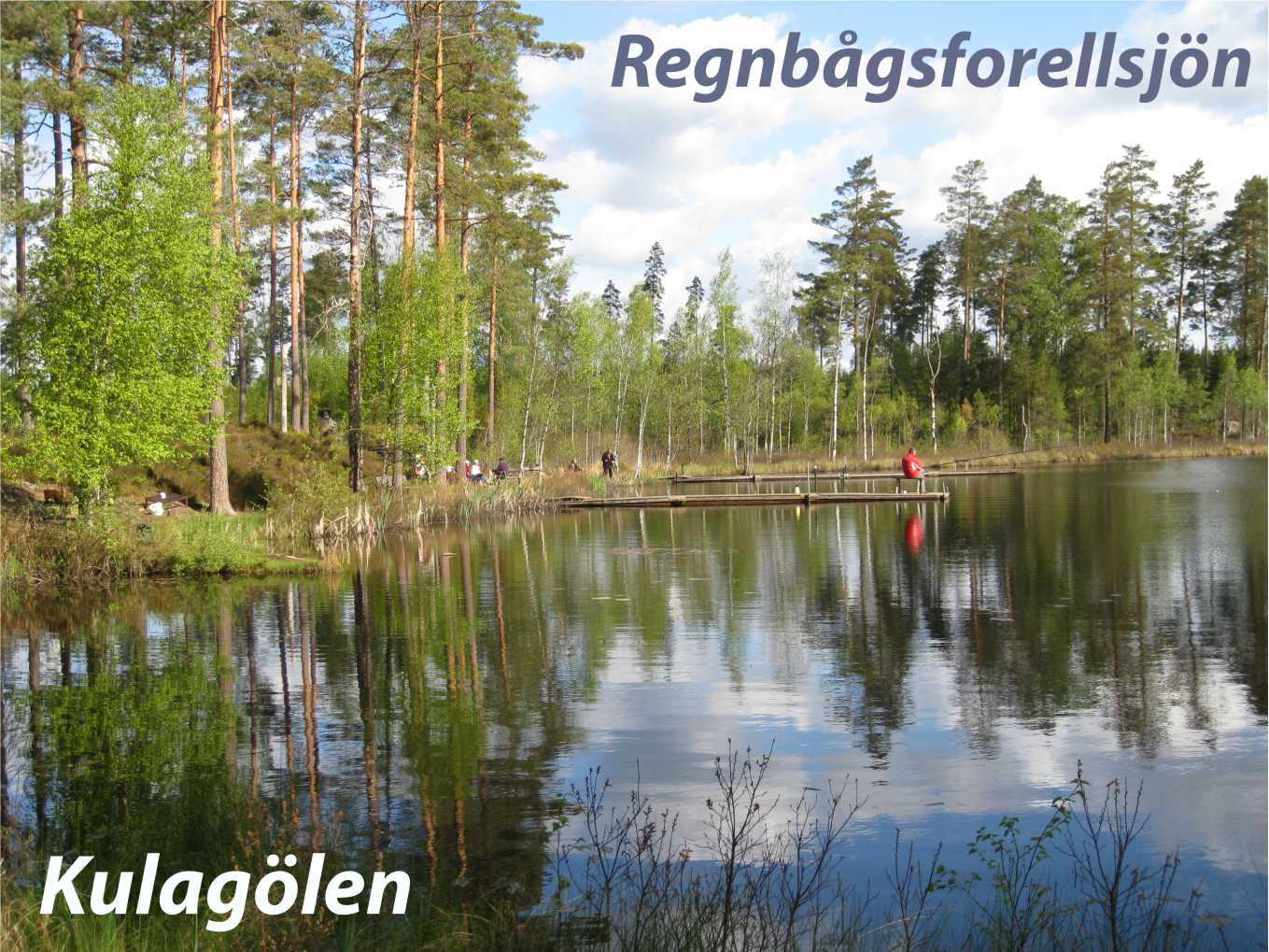 Fishing in Kulagölen