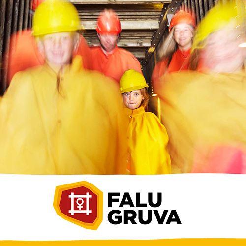 Falu Gruva, guided tours at a World Heritage sight