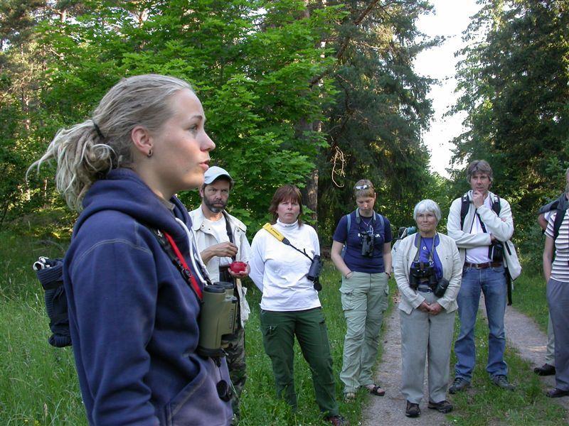 Program för Naturskyddsföreningen i Svedala
