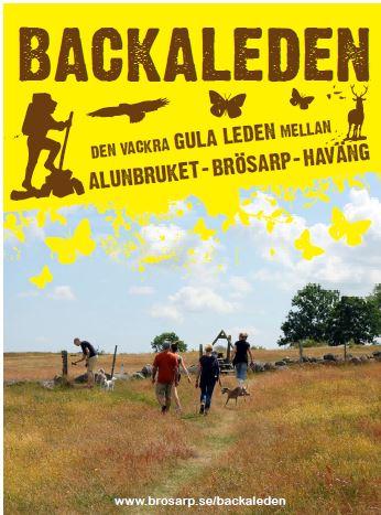Backaleden