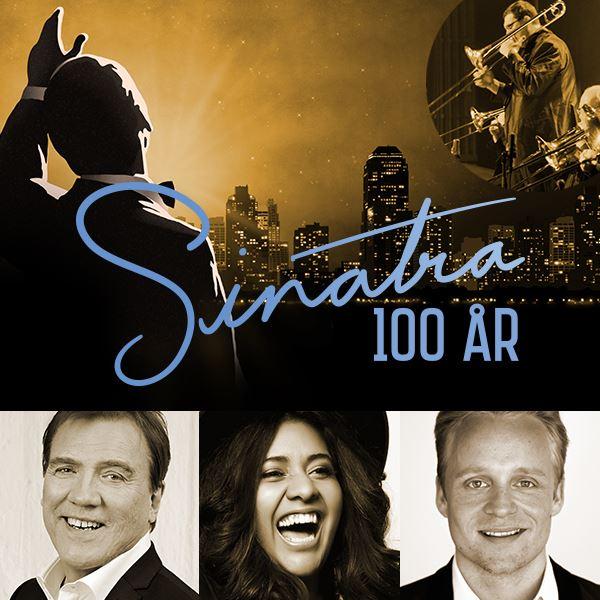 Sinatra 100 år - En hyllningskonsert