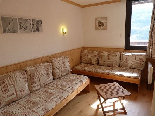 2 rooms appartment 4 pers ski-in ski-out/ ARMOISE 43