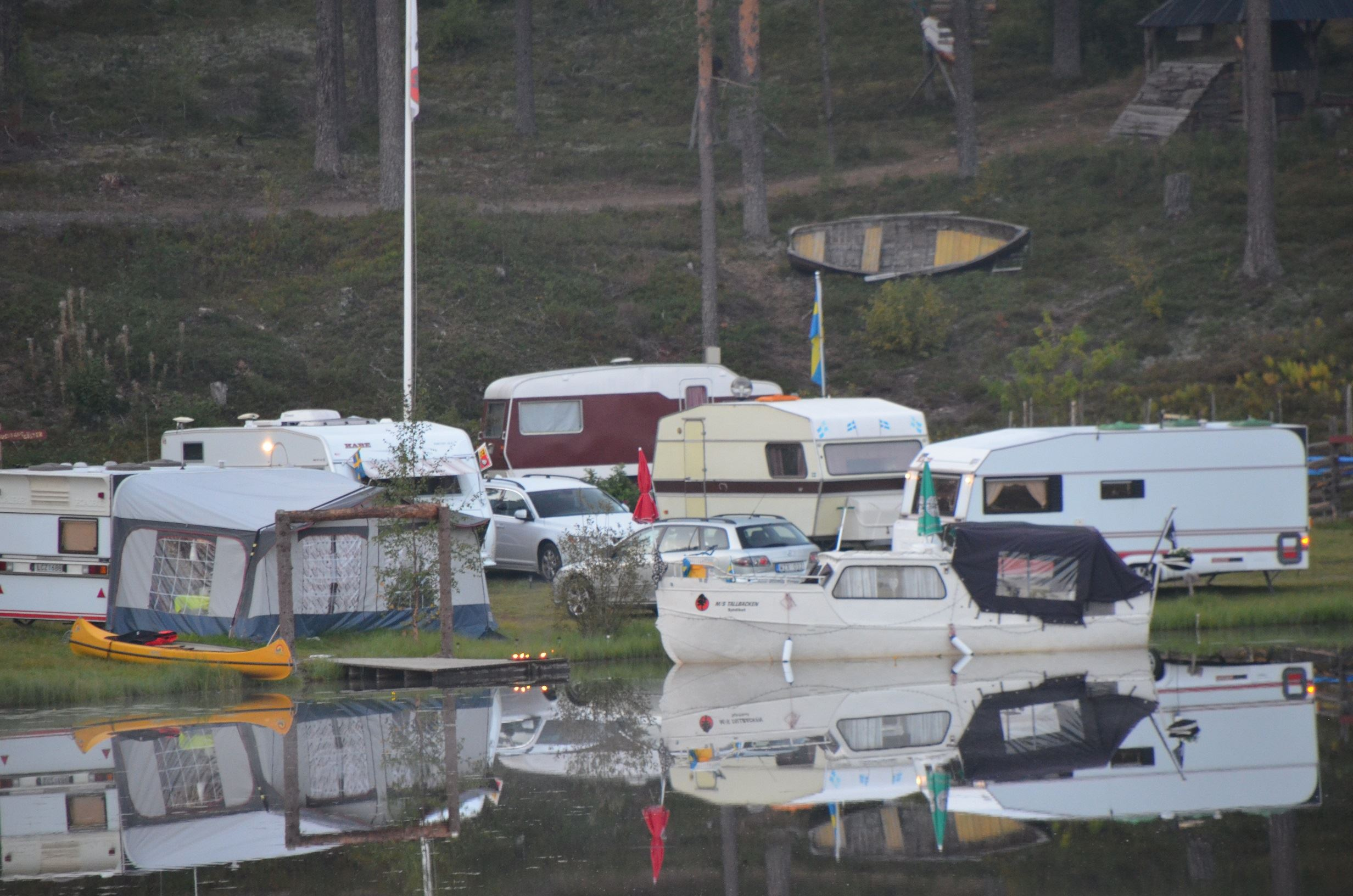Tallbackens Camping