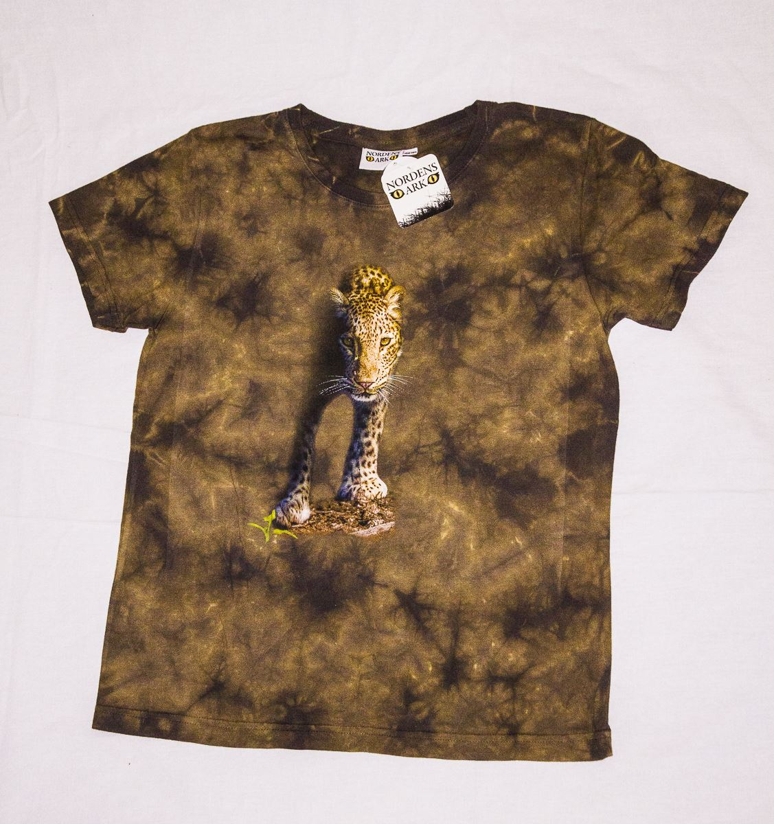 T-shirt persisk leopard, 122 - 128 cl