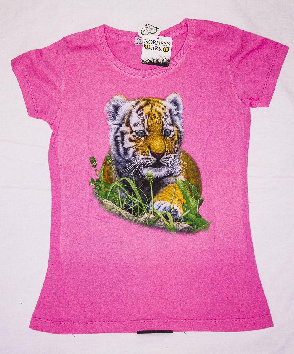 T-shirt rosa amurtiger