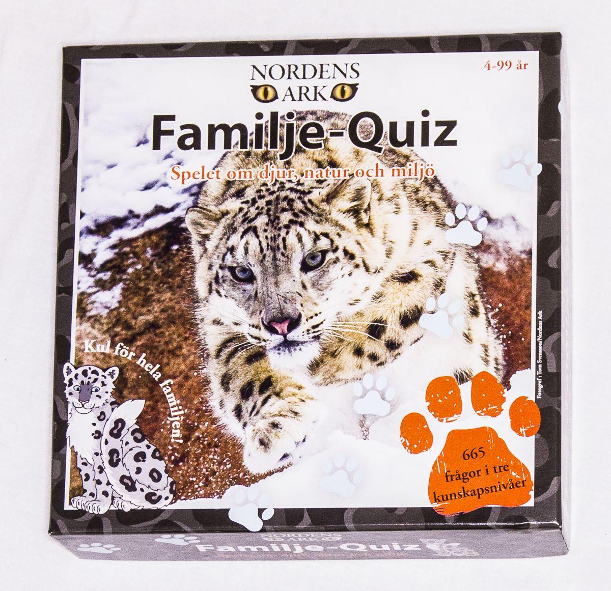 Nordens Arks Familje-Quiz