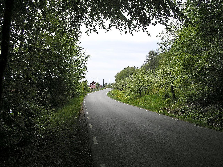 Fotograf: Kristianstads kommun / Zara Broström, Humleslingan - turist-ruten rundt om Ivösøen
